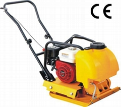 C80 plate compactor with water tank