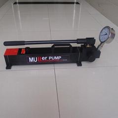 MULLER超高压手动泵