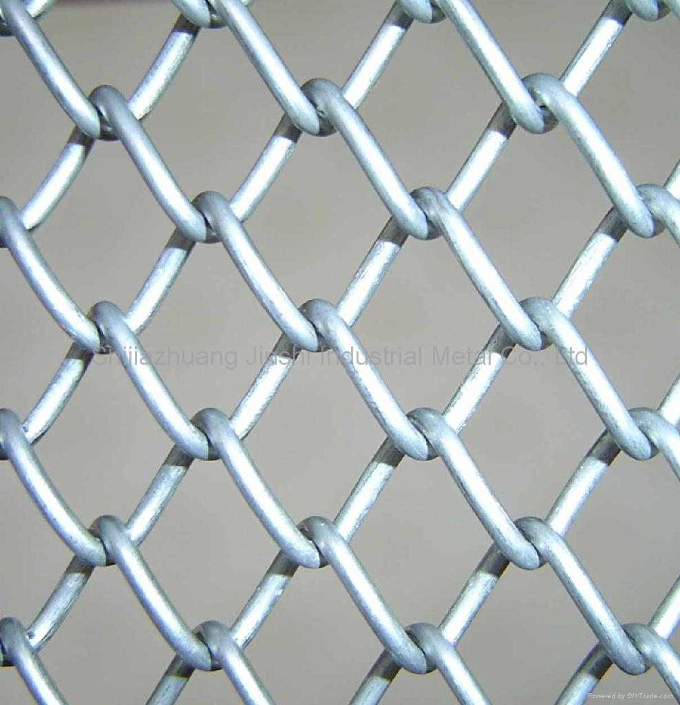 Chain link fence lattic wire mesh diamond