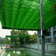 greenhouse sun shade net|agricultural shade net|construction shade net|balcony