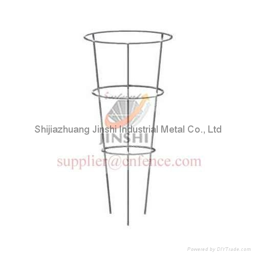 tomato cage plant support