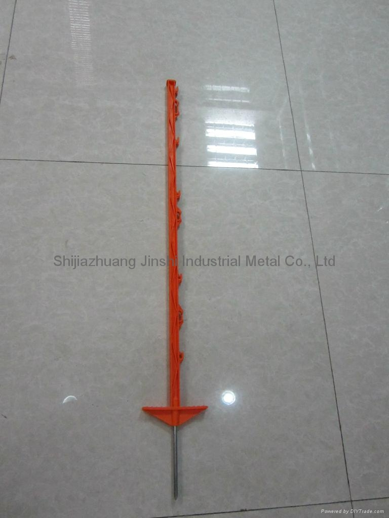 Electric Fence Step In Post Plastic Electric Fence Post