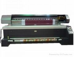 Large Format Inkjet Fabric Printer