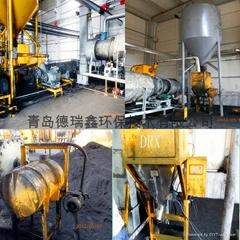 pyrolisis carbon black machine