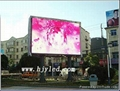 P20 outdoor  led advertising display