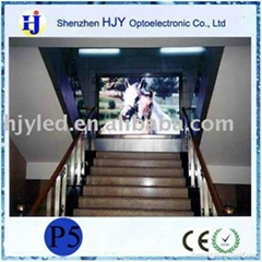 Indoor full color P5 led display