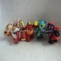 小龙斯派罗毛绒玩具 1