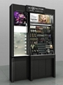 cosmetic display cabinet