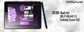 8inch Tablet PC Based on Samsung Exynos 4412 Quad Core Processor