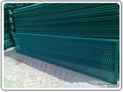 钢板防眩网
