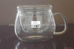 PYREX Glass Cup