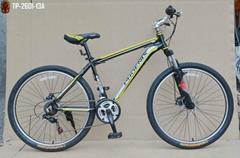 "26""x1.95 alloy frame shimano 21 speed phoenix mountain bike"