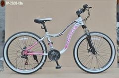 "26""X1.95 alloy frame shimano 18 speed phoenix mountain bike"