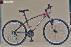 """26""""x1.95 steel frame 18 speed phoenix mountain bike"""