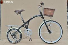 "24""x1.50 steel frame shimano 6 speed phoenix bmx bike"