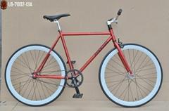 700Cx25 stel frame phoenix fixed gear bike