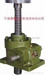 台湾永坤蜗轮丝杆升降机