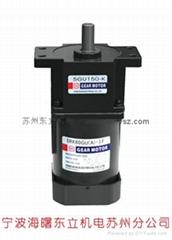 台湾永坤单相可逆式减速电机