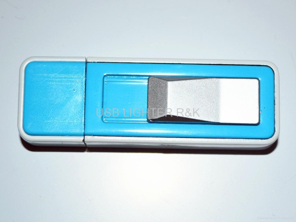 USB充电打火机点烟器 2