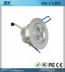 LED Ceiling Light Indoor Ceiling Lamp LED Spot Lamp 3W
