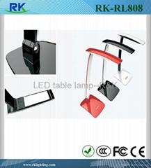 USB Table Light Fashion LED Lighting Office Table Lamp 5W