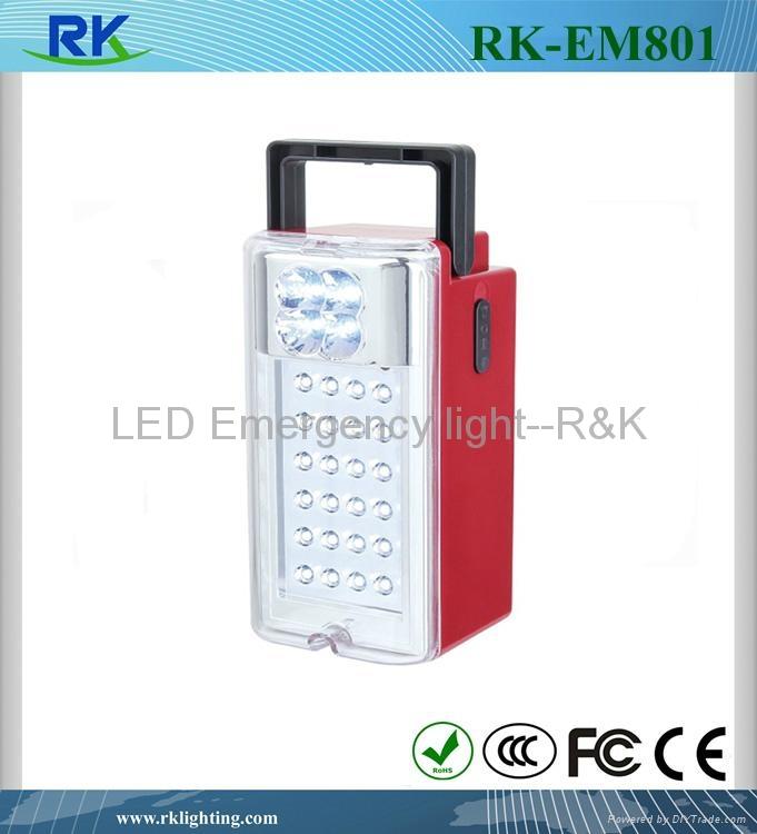LED Emergency Light Rechargeable Light LED Portable Light - 28 1
