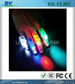 LED Finger Light Ring Light Flash Party Light