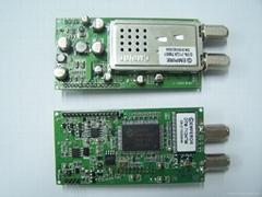 DVB-T 标清移动数字电视解码器高频头