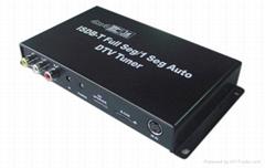 日本车载高清数字电视接收器