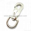 Fashion hot selling metal swivel hook 2
