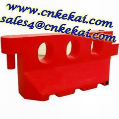 Polyethylene Traffic Barrier Polyethylene Road barrier Plastic Traffic Barrier