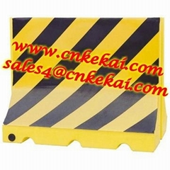 Plastic Road Barrier Circle crash worthy bucket Traffic barricade Road   Barrier