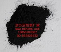 污水处理炭