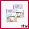 OEM spiral notebook with high quality 2