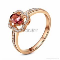 SYB高級珠寶鑽石批發鑽戒
