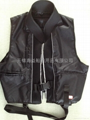 Automatic fish products diytrade china manufacturers for Inflatable fishing vest