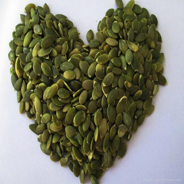 Low-price Organic Shine-skin Pumpkin Seeds  1