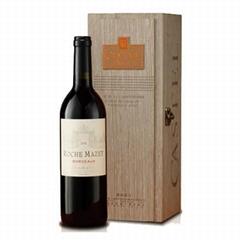 法国CASTEL玛茜AOC波尔多珍藏橡木桶红葡萄酒