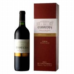 智利紅蔓莊園赤霞珠干紅葡萄酒750ml