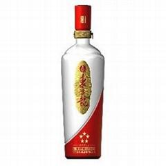 五糧液酒  52度東方龍四星