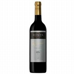 澳洲烙克珍藏西拉紅葡萄酒