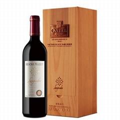 法国卡斯特朗格多克珍藏红葡萄酒