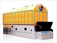 DZL-臥式燃煤自動鏈條蒸汽鍋爐