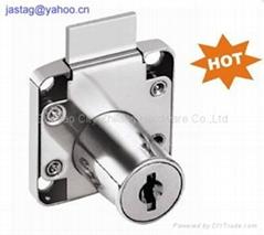 138-22AC drawer lock in furniture