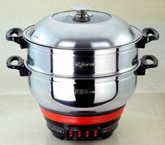 多用电热锅