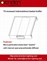2x2 centre baskt recessed troffers