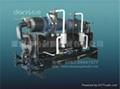 低温螺杆冷冻机组