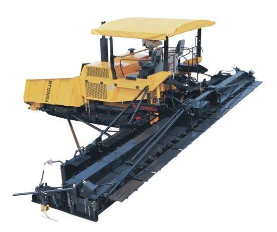12米机械式多功能道路材料摊铺机 1