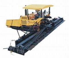 12米机械式多功能道路材料摊铺机