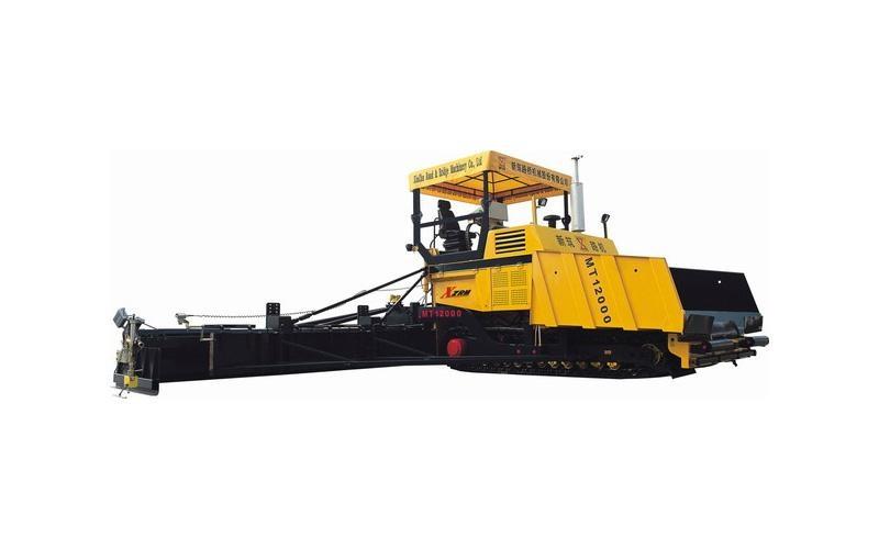 12米机械式多功能道路材料摊铺机 2